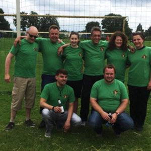 Dorfolympiade - Mannschaft - 18.06.2016