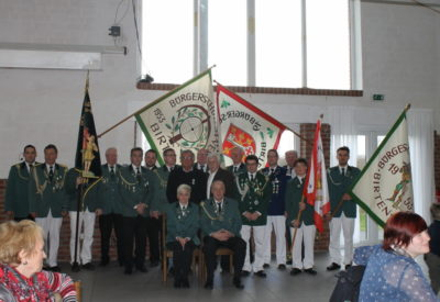 Vereinsfrühstück 01.03.2015 - Bürgerschützen Verein Birten e.V.