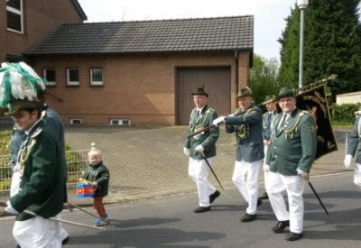 Kinderschützenfest - 01.05.2016