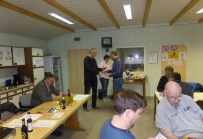 Preis & Pokalschießen - 23.05.2016