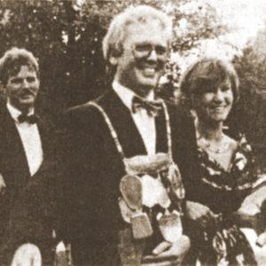 Königspaar 1994 - Theo Bruckmann - Dorothea Bruckmann