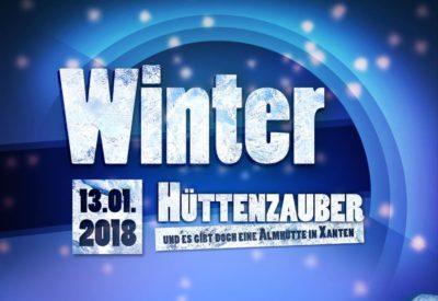 Winter-Hüttenzauber - 31.01.2018